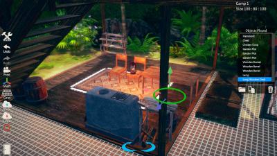 「AI少女」3D成人遊戲,想啪啪妹子得先蓋房子!