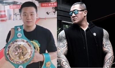 「中國拳王 練喻軒」確定單挑館長,只要台灣給簽證就能來比賽了