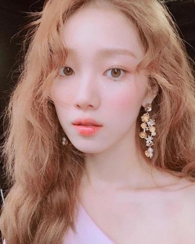 「女星李聖經」精靈系女神,渾身充滿仙氣!