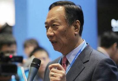 「郭台銘棄選總統」台灣政壇投下一顆震撼彈