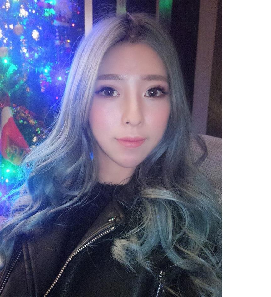 「極品網紅 藍羽淇」一張美圖讓網友想跟她做朋友
