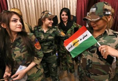 「IS支持者趁亂逃」土耳其最大功勞,庫德族恨美國背叛踢開他們