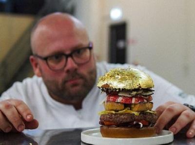 「漢堡要價7萬」全球最貴破金氏紀錄認證!