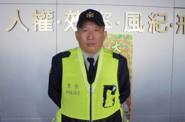 「殉職國道公路警察」50歲郭振雄,台灣警政英雄永不忘記