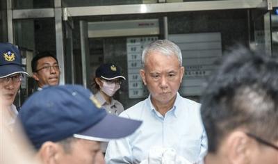 「魏應充入監」台中高分院判頂新油品案15年