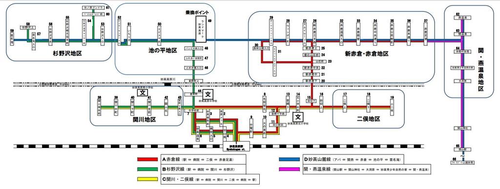 赤倉線.JPG - 赤倉観光リゾートスキー場