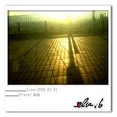 台南市古蹟巡禮(快速1日遊):台灣高鐵過站風光.jpg