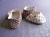 QQ小寶貝第一雙鞋鞋:
