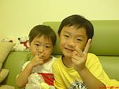 收集100個幸福寶貝的笑容:冠霆+冠霖