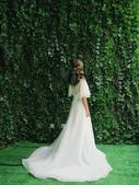 韓式新娘造型:
