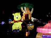 *元宵燈籠高高掛*:小熊維尼的家到了喔!