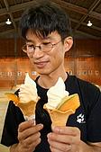 北海道十日 Part I:027-富良野哈密瓜冰淇淋