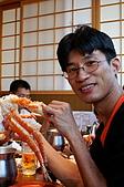 北海道十日 Part I:004-札幌螃蟹大餐02