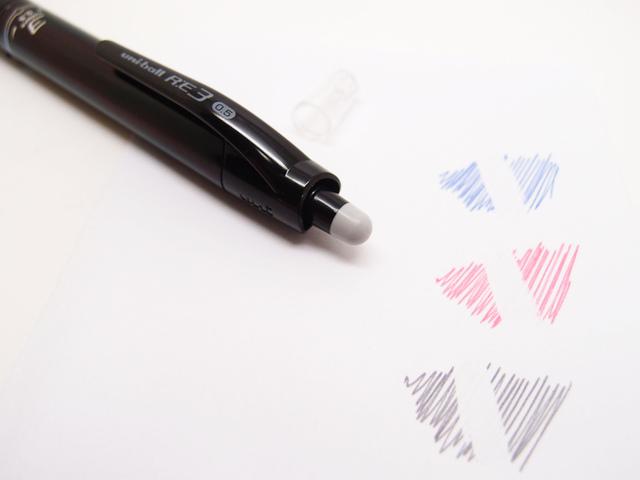 PB172990.JPG - uni R:E3 /3色摩樂筆