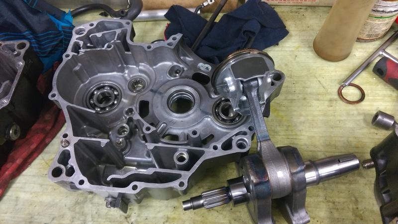 Mc41 Engine