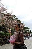 天元宮賞櫻半日遊:紅白塑膠袋暴露出我在台灣不在日本:p