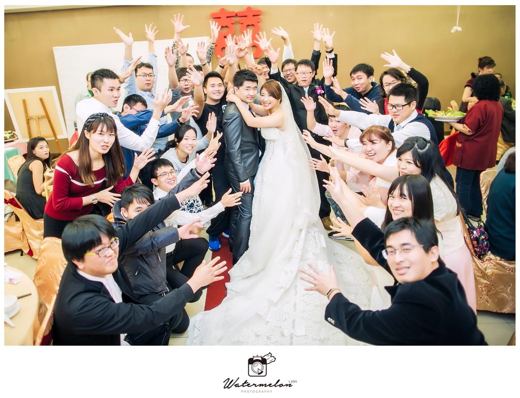 婚禮紀錄│冠宇‧嘉㻬: