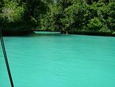 帛琉:牛奶湖
