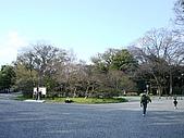 2008日本京都大阪賞櫻自由行~第1天:一進門看起來就是很大..