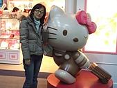 2008日本京都大阪賞櫻自由行~第1天:經過都拍.那我也來一張好了:P