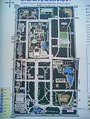 2008日本京都大阪賞櫻自由行~第1天:京都御苑的地圖