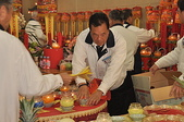 20110101日本純陽宮法會-工作人員:中華玄門法師總會暨中華玄門聖事會