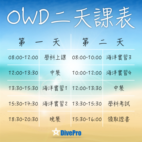 OWD二天課表.png - 日誌用相簿