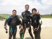 南青潛水 五月活動 :與家人一起來