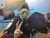 南青潛水 四月 活動照:就是要搶鏡頭一下