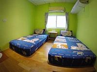 雙人套房二張單床 - 南青潛水