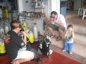 南青潛水 四月 活動照:大的小的一起來