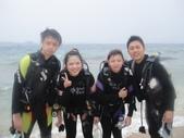 南青潛水 五月活動 :情侶們