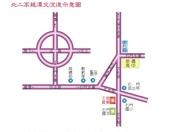桃園龍潭 王朝活魚餐廳  2016/06/07:王朝活魚餐廳 map.JPG