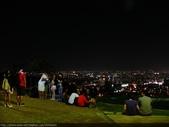 桃園市虎頭山環保公園 (星星公園) 夜景 2011/08/25 :P1050214.jpg