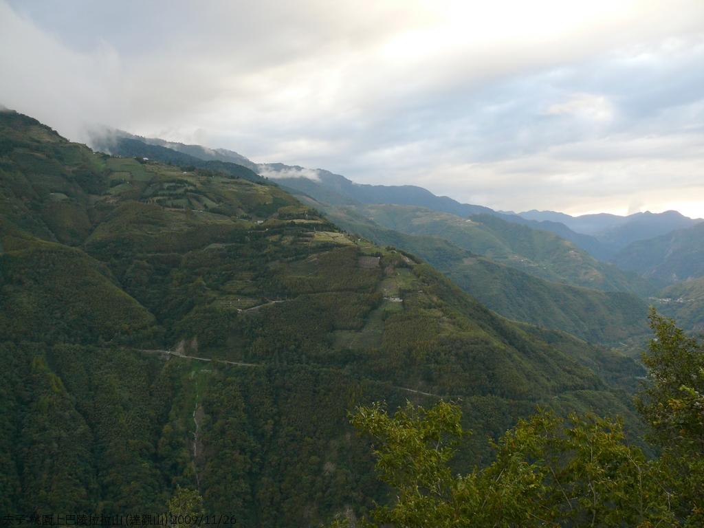 桃園上巴陵拉拉山 (達觀山) 2009/11/26 :P1050608.JPG