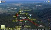 陽明山菜公坑登山步道 反經石 20180213  :Map.jpg