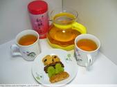 長生製茶廠桃映紅茶+阿邦登夏生活工作室手工餅乾 20110911:P1080740.JPG