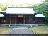 唯一完整保存下來的日本神社-桃園忠烈祠 2009/09/26:P1040469.JPG