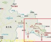 東引燈塔 世尾山步道 烈女義坑 20180823 :東引燈塔 Map-1.jpg