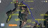 東引 海現龍闕 海上巨龍 騰躍國之北疆 20180823:海現龍闕 龍 Map.jpg