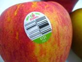貼在進口水果上的貼紙(標簽)有個識別碼, 是代表什麼?:P1090027.JPG