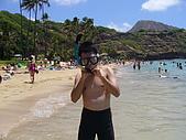 夏日炎炎, 游泳戲水, 我最愛:Hawaii Hanauma Bay232.JPG