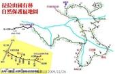 桃園上巴陵拉拉山 (達觀山) 2009/11/26 :拉拉山 map.JPG