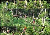 泰國普吉泰山森林滑翔園區,叢林飛躍體能挑戰 42關 20160208 :6776798083848588.jpg