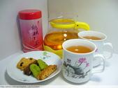 長生製茶廠桃映紅茶+阿邦登夏生活工作室手工餅乾 20110911:P1080741.JPG