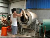 台式綠茶製作 2 - 揉捻成型 (包布球.平揉.解塊):P1100692.JPG