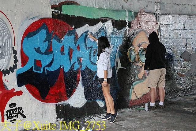 台北市景美河濱公園 塗鴉牆 (Graffiti Walls) 2017119:IMG_2753.jpg