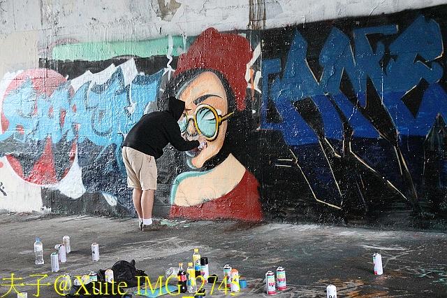 台北市景美河濱公園 塗鴉牆 (Graffiti Walls) 2017119:IMG_2745.jpg