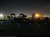 桃園市虎頭山環保公園 (星星公園) 夜景 2011/08/25 :P1050186.jpg