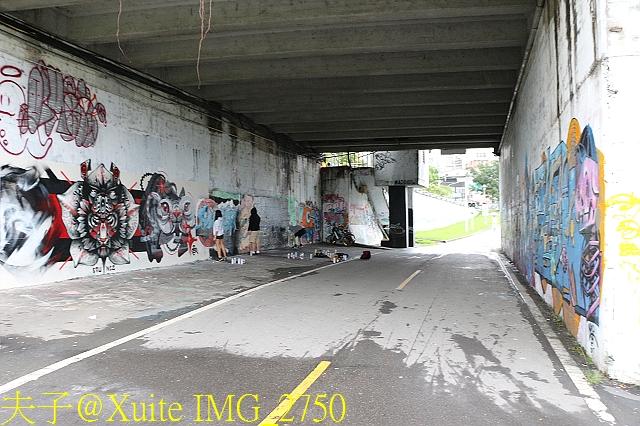 台北市景美河濱公園 塗鴉牆 (Graffiti Walls) 2017119:IMG_2750.jpg